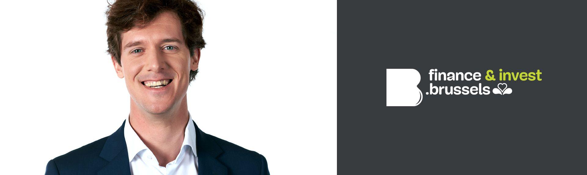 Franc Bogovic devient le nouveau Deputy CEO de finance&invest.brussels