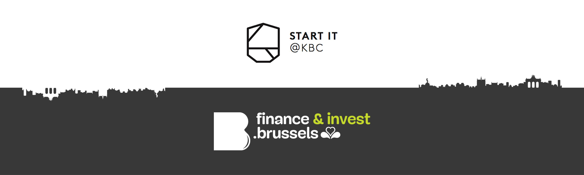 finance&invest.brussels wordt partner van Start it @KBC om de start-ups te steunen
