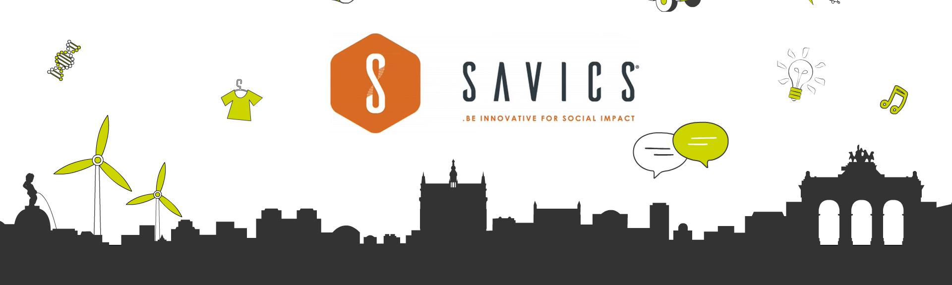 Deze bedrijven die Brussel maken! Aflevering 2 : SAVICS