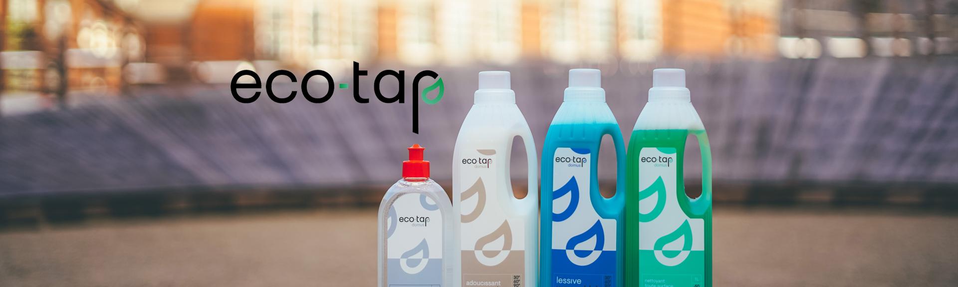 Eco-tap, le spécialiste des produits d'entretien zéro-déchet, augmente son capital pour développer son réseau de distribution